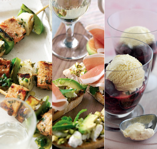 Favourite recipes for New Year's Eve