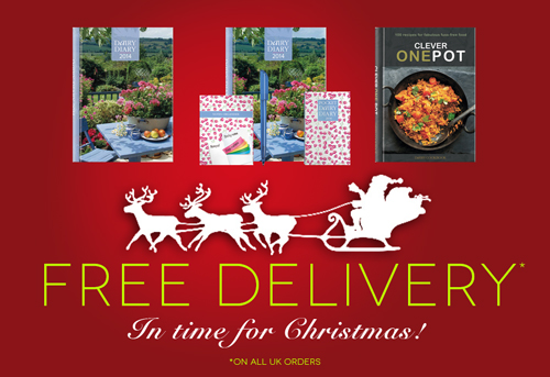 Free delivery on everything at Dairy Diary!