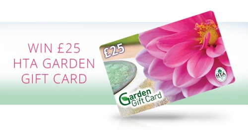 Win a £35 National Garden Gift Card