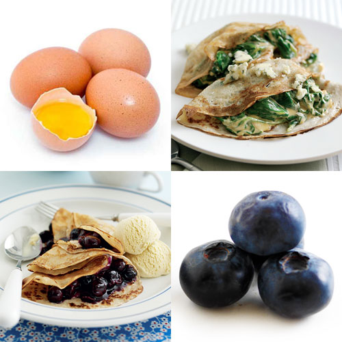 Shrove Tuesday Pancake recipes
