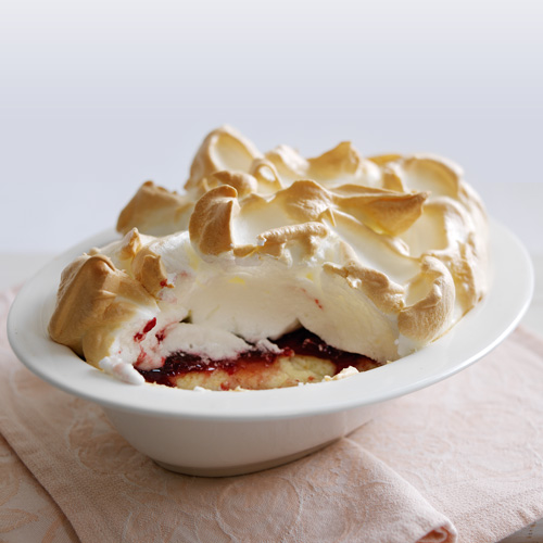 Queen of Puddings recipe