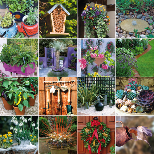 Seasonal Gardens Ideas