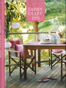 Dairy Diary 2015 cover