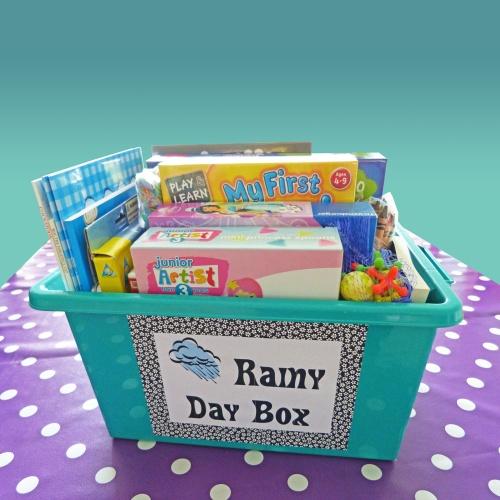 The Rainy Day Box