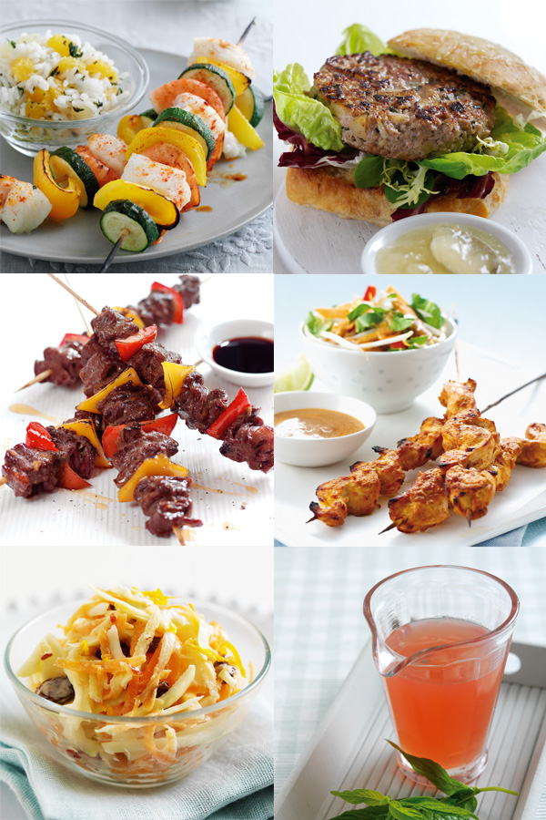 Top Five Barbecue Favourites