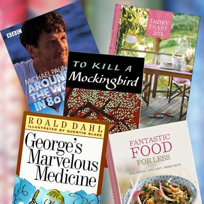 5 favourite books on Roald Dahl Day
