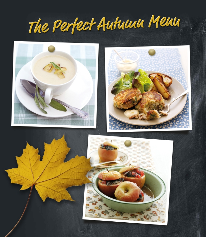 The Perfect Autumn Menu