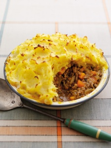 Spiced Cottage Pie recipe