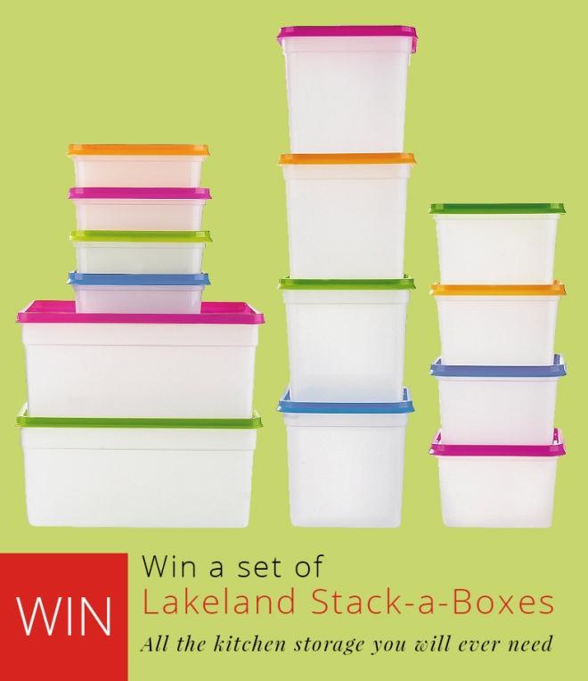 Win Lakeland Storage Set