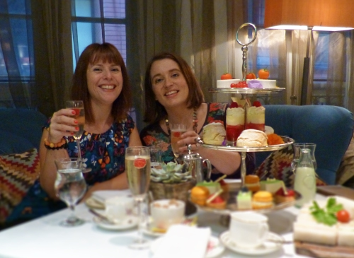 Afternoon Tea with Dairy Diary 2015