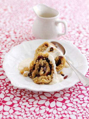 Cranberry & Raisin Spotted Dick