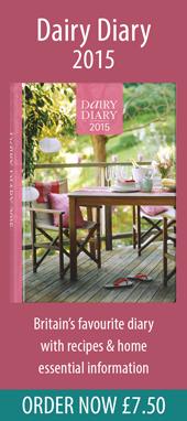 Dairy Diary 2015 diary