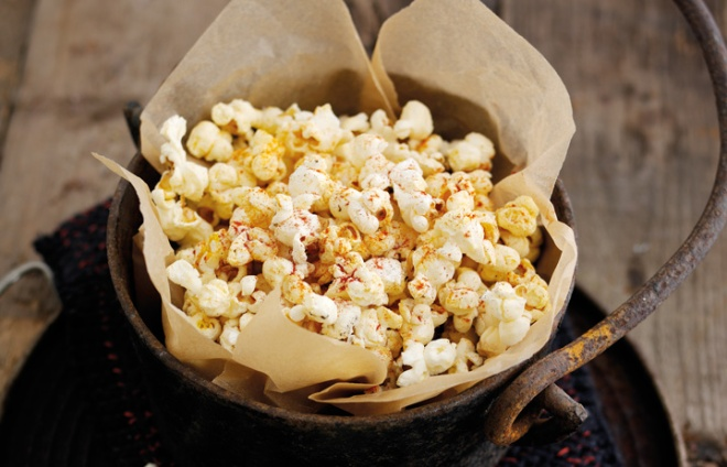 Trick or Treat Popcorn