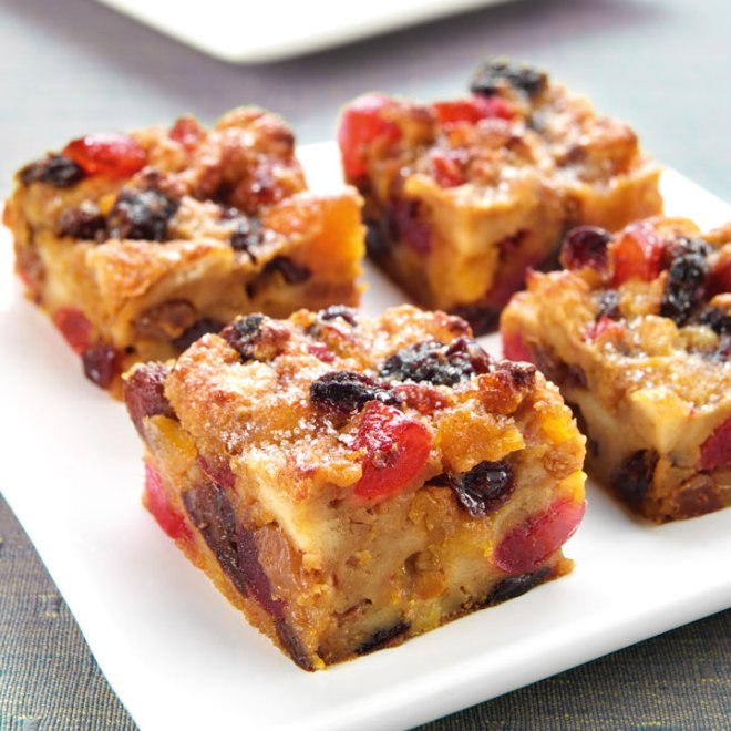 Auntie Lous Bread Pudding