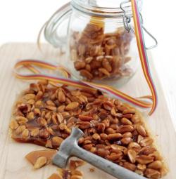 Crunchy Nut Brittle