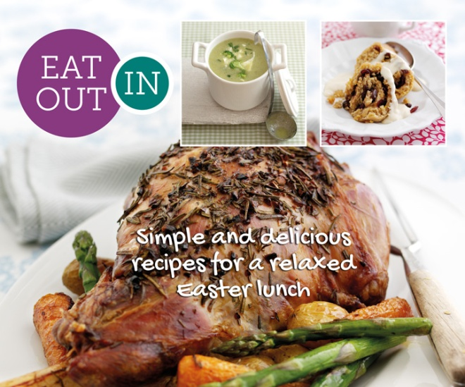 Simple and delicious recipes for a relaxed Easter lunch