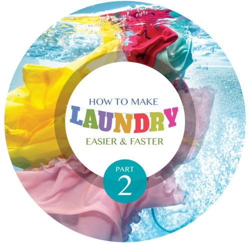 How to make laundry easy: part 2