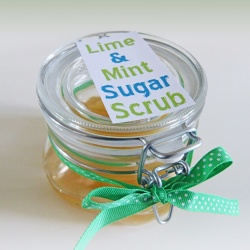 Lamb & Mint Sugar Scrub