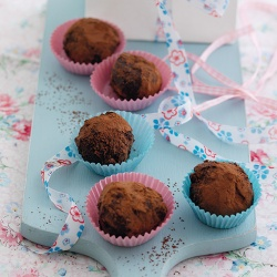 Luxury Coffee Truffles