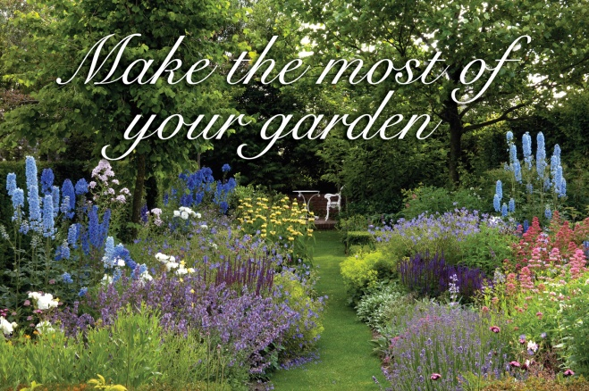 Make the most of your garden