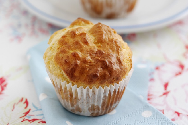 Extra Mature Cheddar Muffins