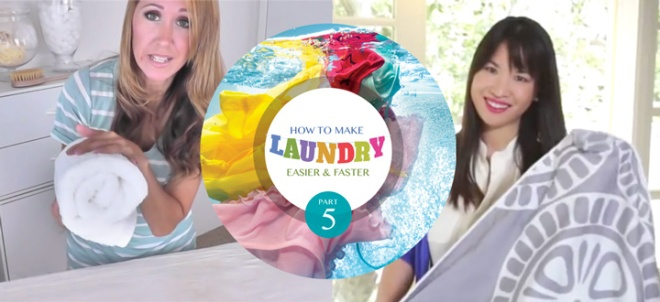 How to make your laundry easier & faster