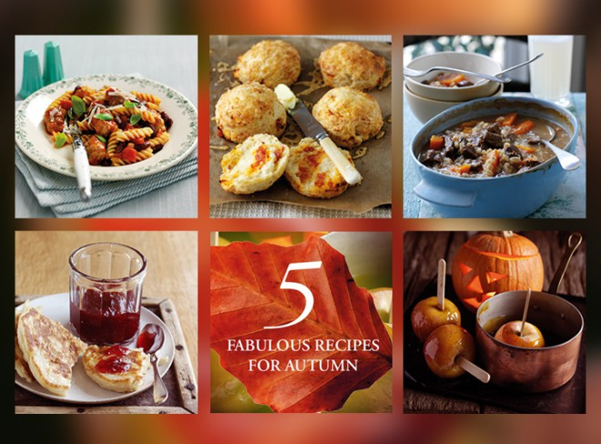 Five Autumn Recipes