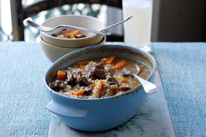 Gingered Beef Casserole