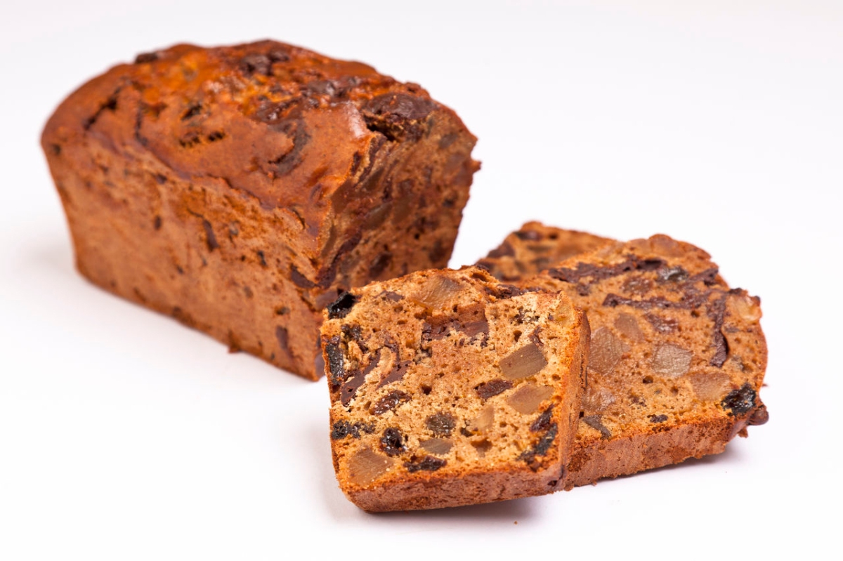 ... the Week: Chocolate, Ginger and Cardamom Tea Bread | Dairy Diary Chat