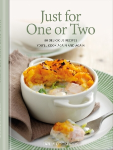 Just For One Or Two cookbook