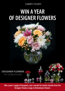 Win a Year of Designer Flowers at Debenhams