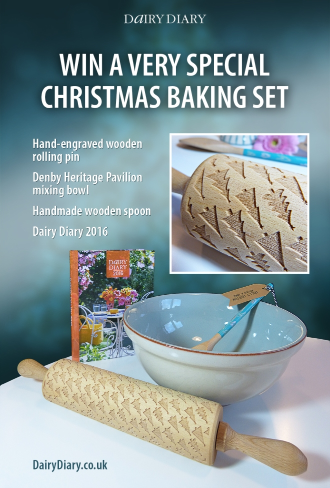 Win Christmas Baking Set app