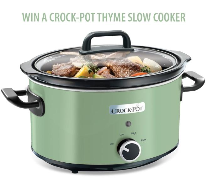 Win a Crock-Pot