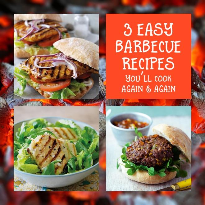 3 Easy Barbecue Recipes