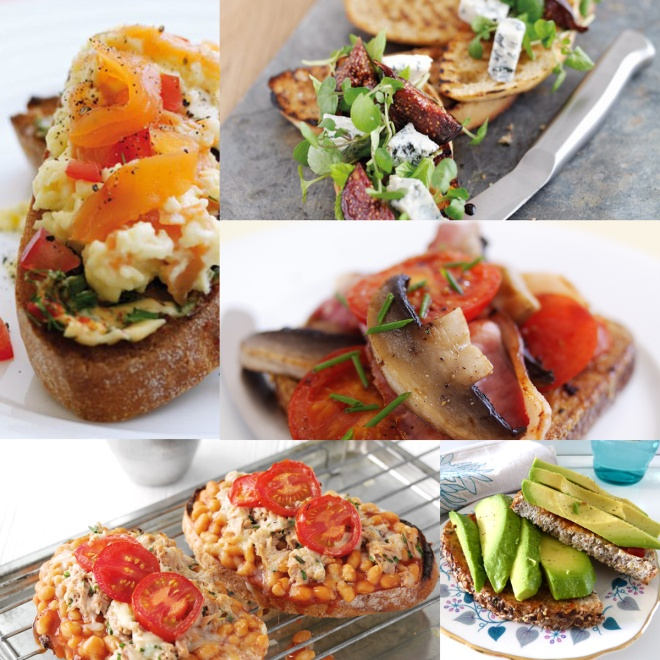5 Best Ever On Toast Ideas