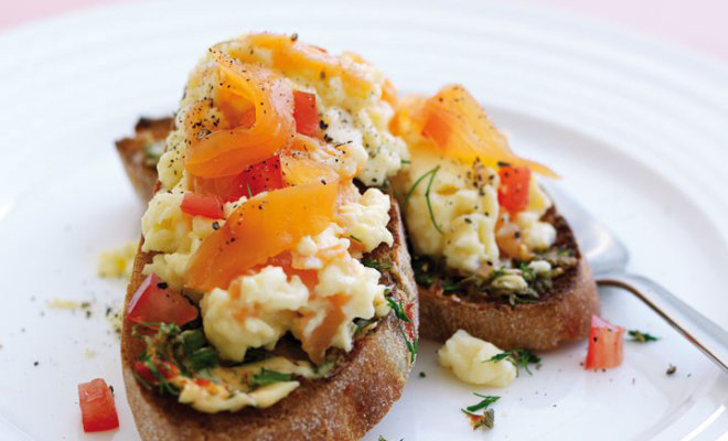 5 Best Ever On Toast Ideas | Dairy Diary Chat