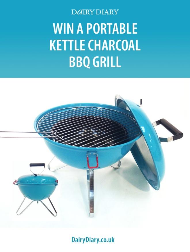 Win a Portable BBQ