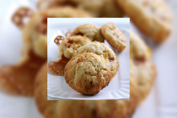 Apricot Cookies from the Dairy Diary