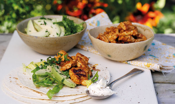 Chicken-&-Avocado-Fajitas--
