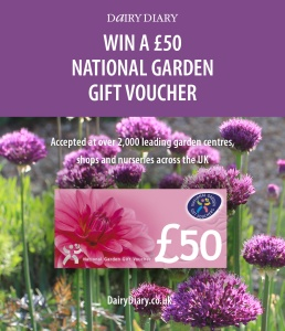Win a £50 Garden Centre Voucher