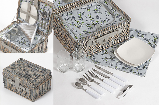 Win a Willow Picnic Hamper