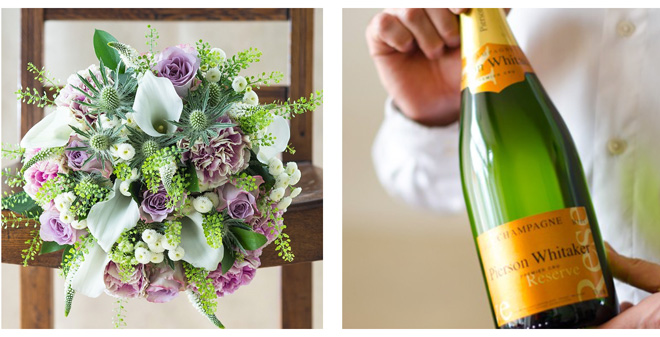 Win a Beautiful Bouquet & Bottle of Bubbly!