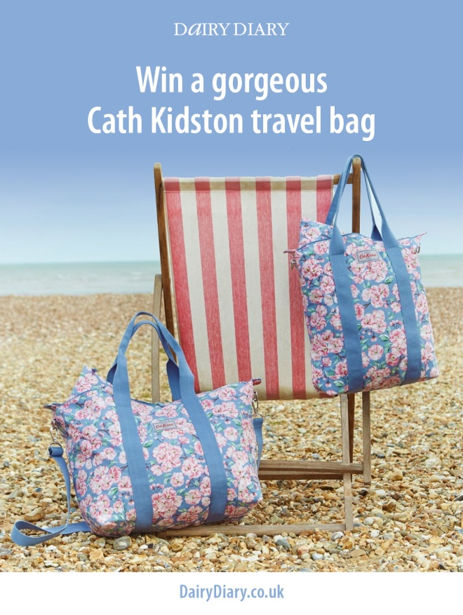 Win a Cath Kinston Travel Bag