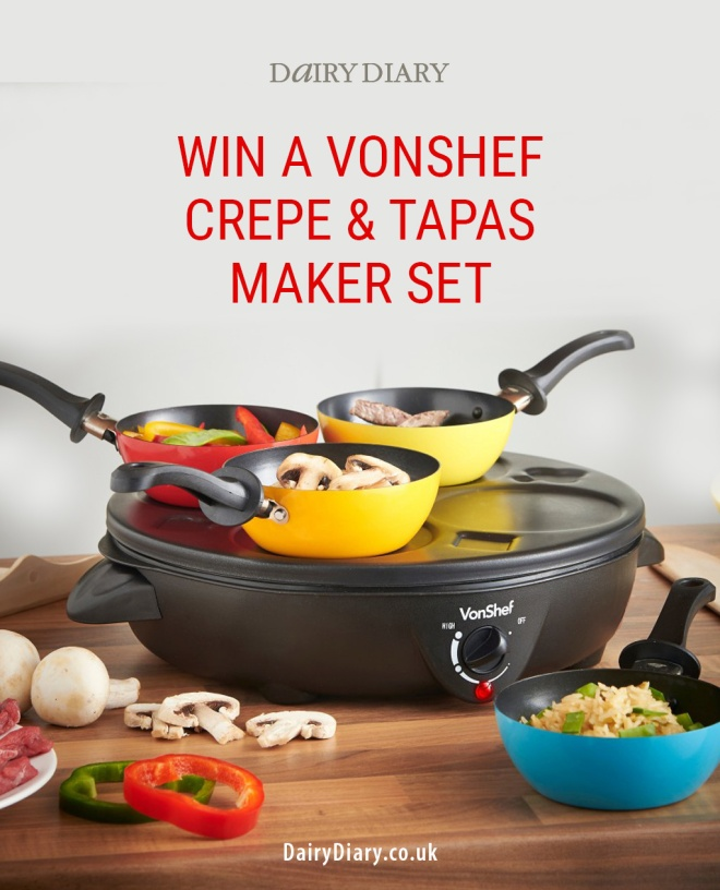 Win a Tapas Maker Set