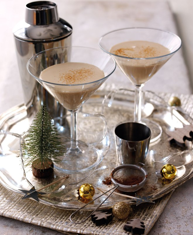 Chai Martini Cocktail
