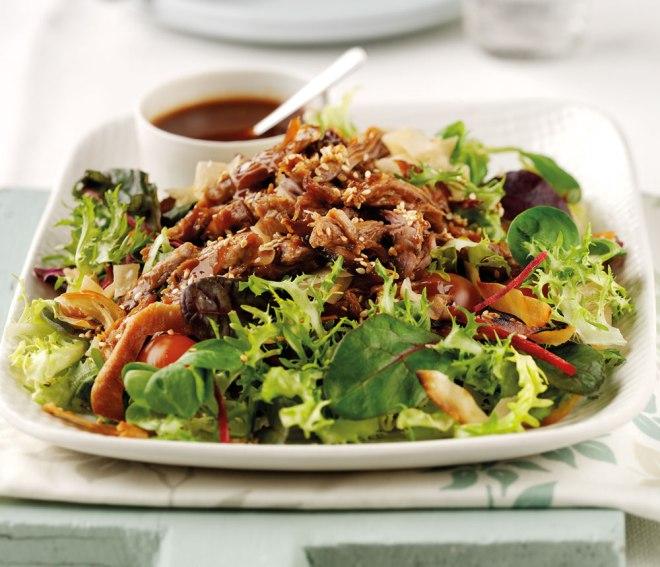 Cripsy Duck Salad