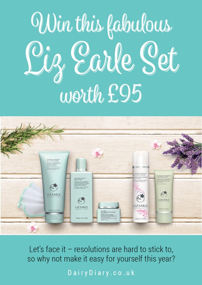 Liz Earle Skin Essentials Set.