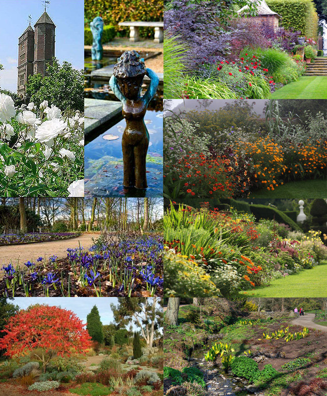 Top Gardens to Visit