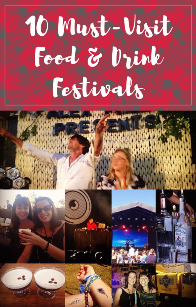 10 Must-Visit Food & Drink Festivals