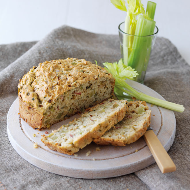 Recipe Of The Week Savoury Bacon Amp Herb Loaf Dairy